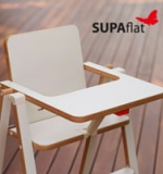 chaise haute supaflat