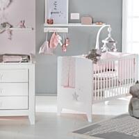 Chambre bebe rose poudre id es de d coration et de - Chambre rose poudre ...