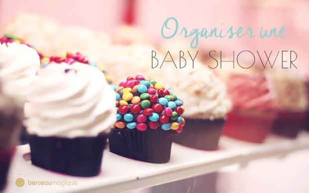 Organiser baby shower - Organiser une baby shower ...