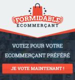 Concours Formidable e-commerçant
