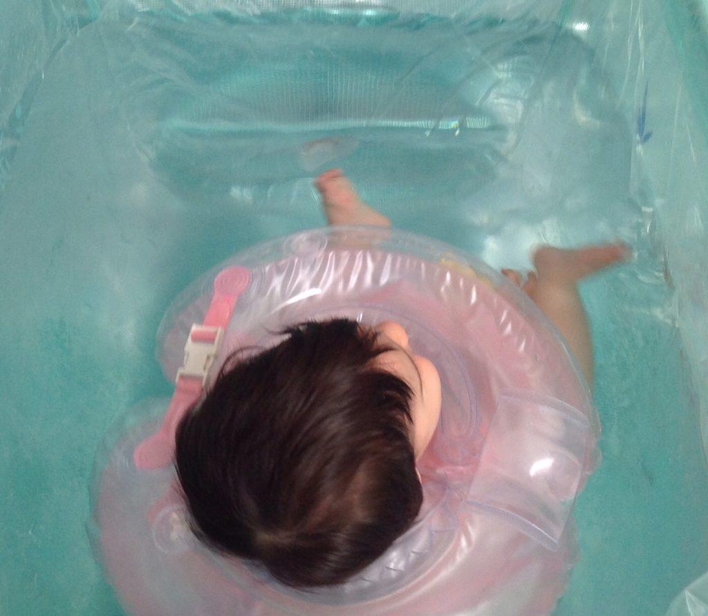 O spa bébé