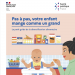 Les nouvelles recommandations concernant la diversification alimentaire