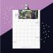 Free printable : calendrier octobre 2021