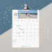 Free printable : calendrier juillet 2021