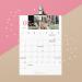 Free Printable : calendrier mai 2021