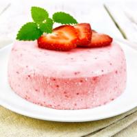 recette flan à la fraise bébé