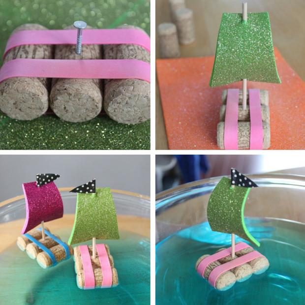Comment Decorer Un Bateau En Papier