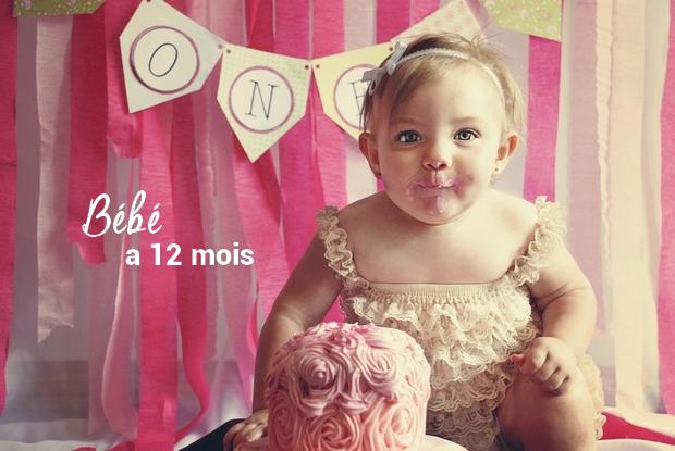 bébé-12-mois