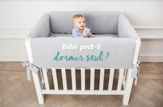 Quand bébé doit-il dormir dans sa propre chambre ? | Berceau Magique