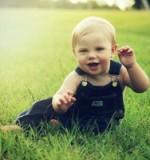 bébé rampe