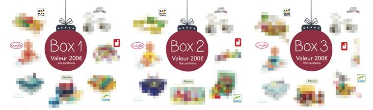 Box magique de Noël
