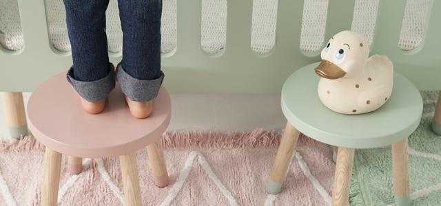 tendances d co optez pour une chambre couleur pastel pour votre b b. Black Bedroom Furniture Sets. Home Design Ideas