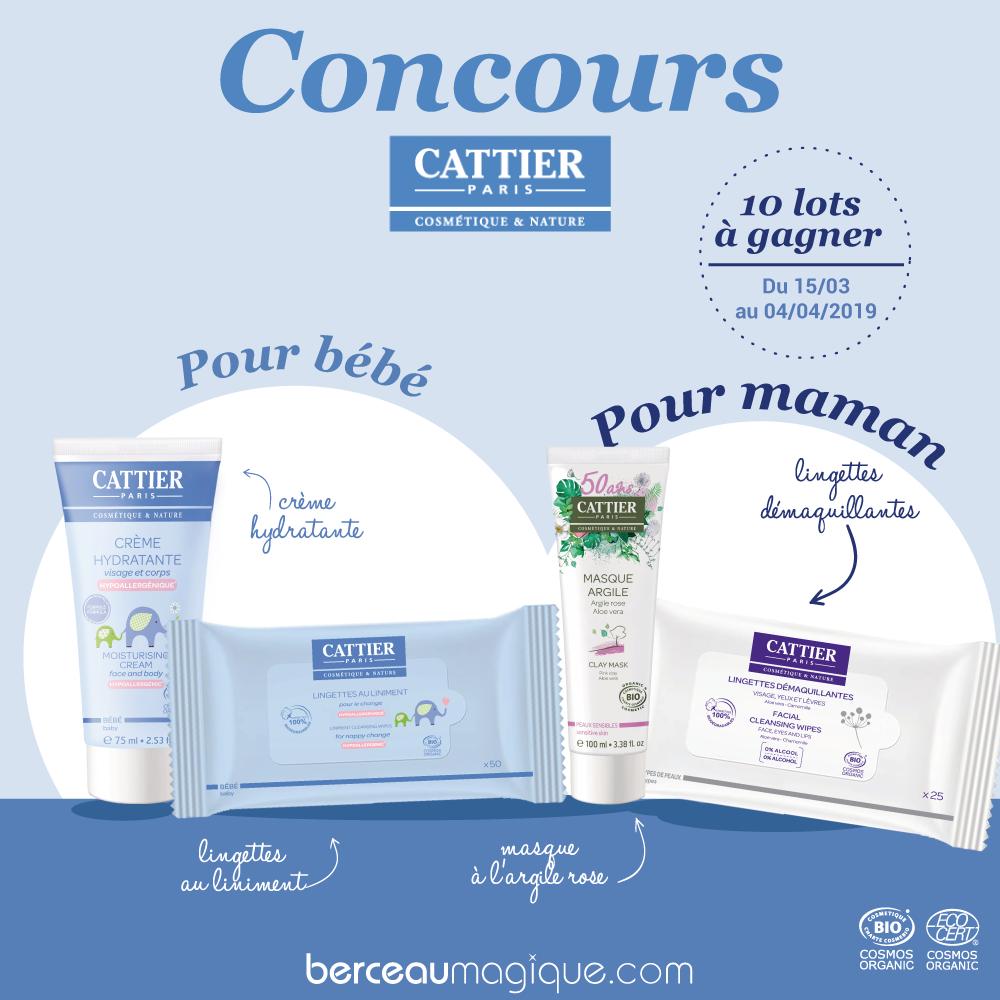 Concours Soins Cattier