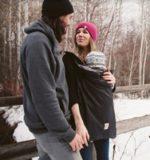 Couple en crise après l'accouchement