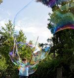 Fabriquer des bulles géantes