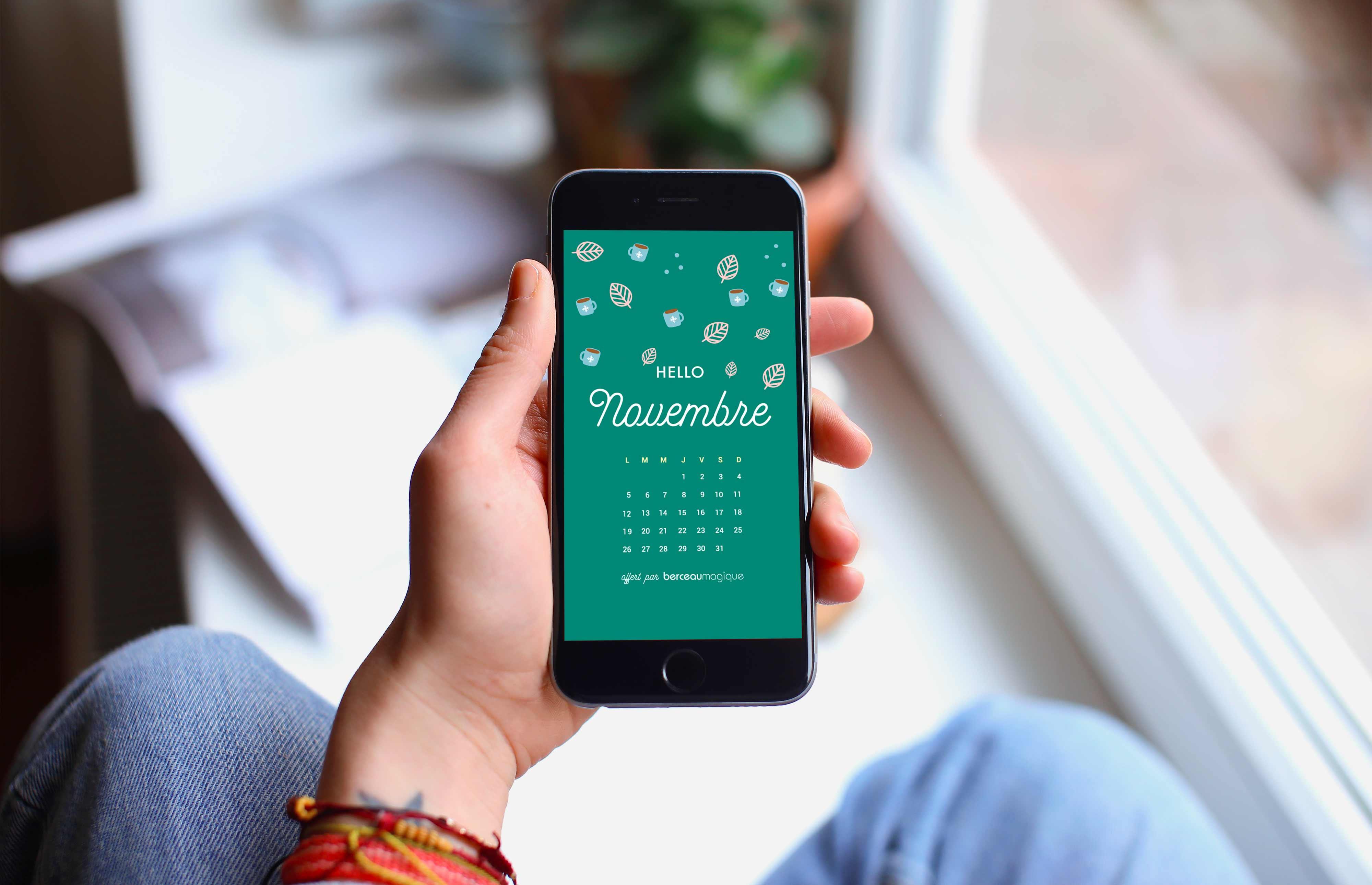 Fond d'écran mobile novembre 2018
