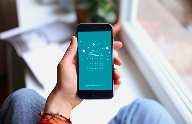 Fond d'écran mobile Janvier 2019