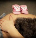 grossesse alitée