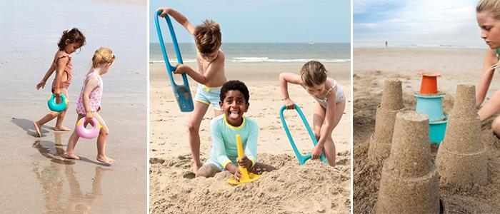 jouets de plage enfant quut