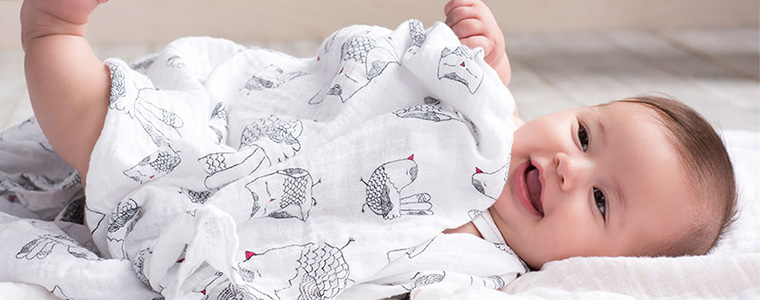 Lange bébé aden + anais
