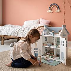 maison de poupée little dutch