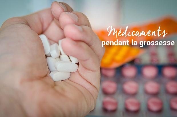 Médicaments grossesse