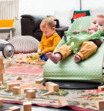 nettoyer les jouets de bébé