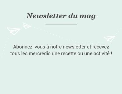 Newsletter | Berceau Magique