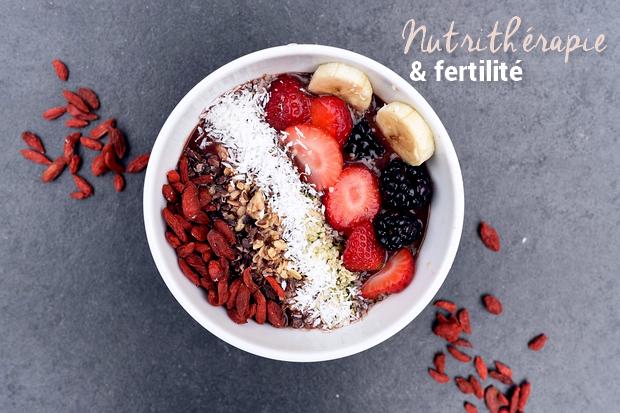 Booster la fertilité grâce à la nutrithérapie