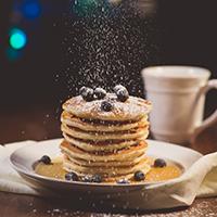 Recette pancakes animaux