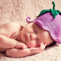 lanugo duvet bébé