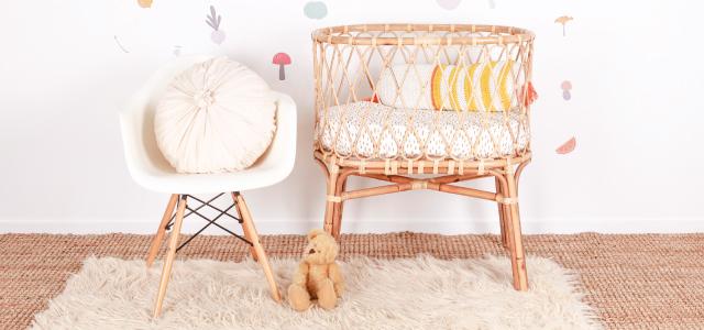 Bien choisir le revêtement du sol de la chambre de bébé