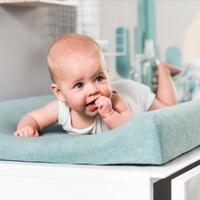 taches bleues bébé