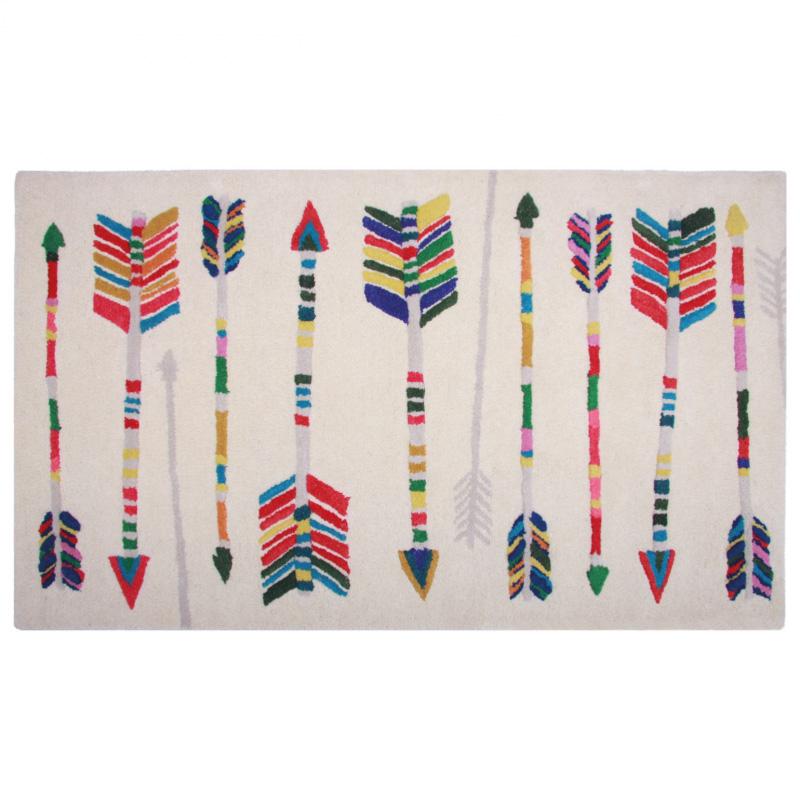 tapis fleche indien