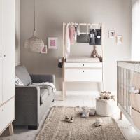 l 39 am nagement de la chambre de b b berceau magique. Black Bedroom Furniture Sets. Home Design Ideas
